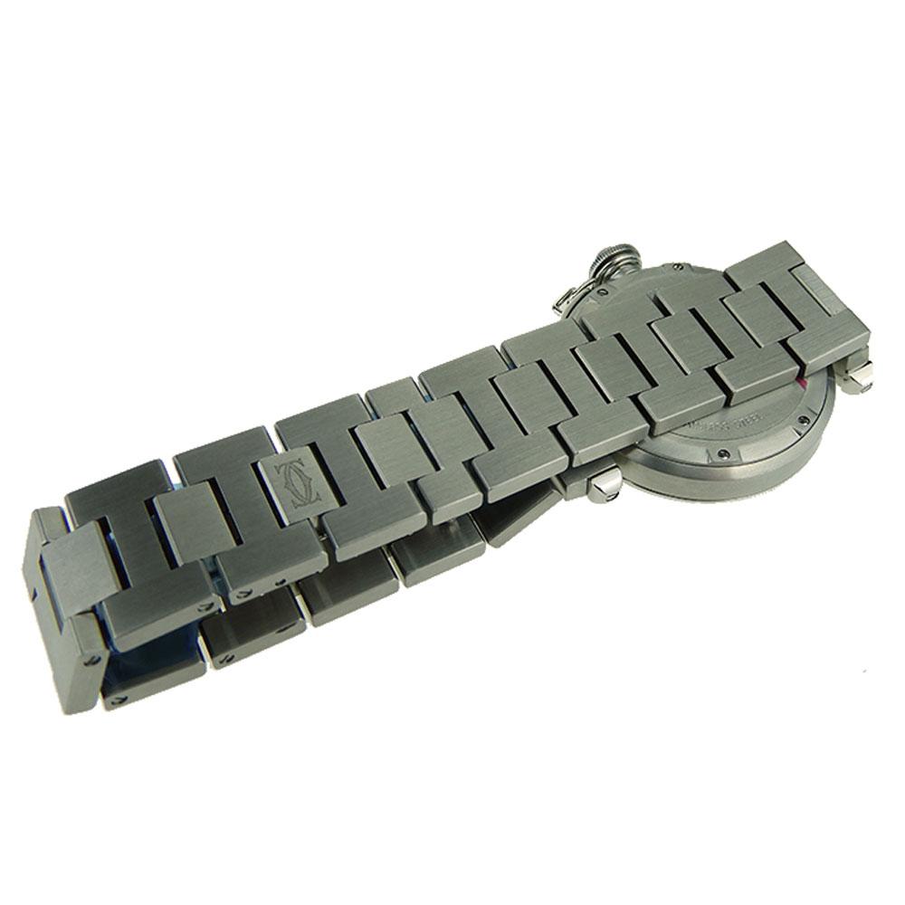 Cartier Pasha Steel Automatic W31043M7