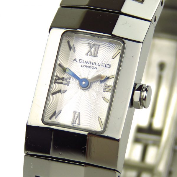 Dunhill Lady Facet Quartz Wristwatch