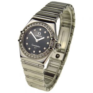 "Omega Constellation ""My Choice"" Mini 1465.51.00"