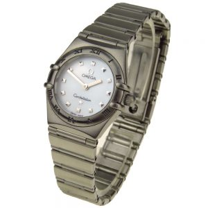 "Omega Constellation""My Choice"" Mini 1561.71.00"