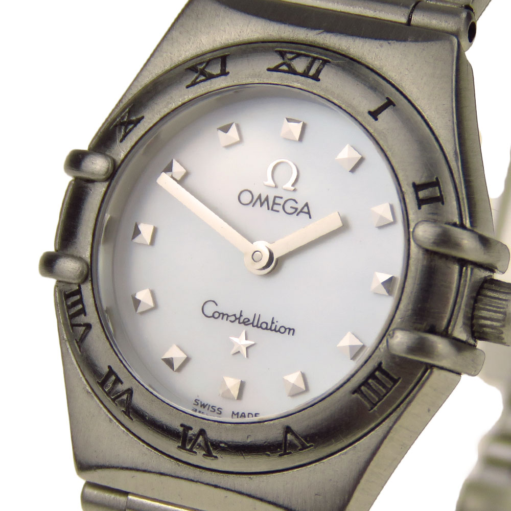 "Omega Constellation""My Choice"" Mini 1561.71.00"