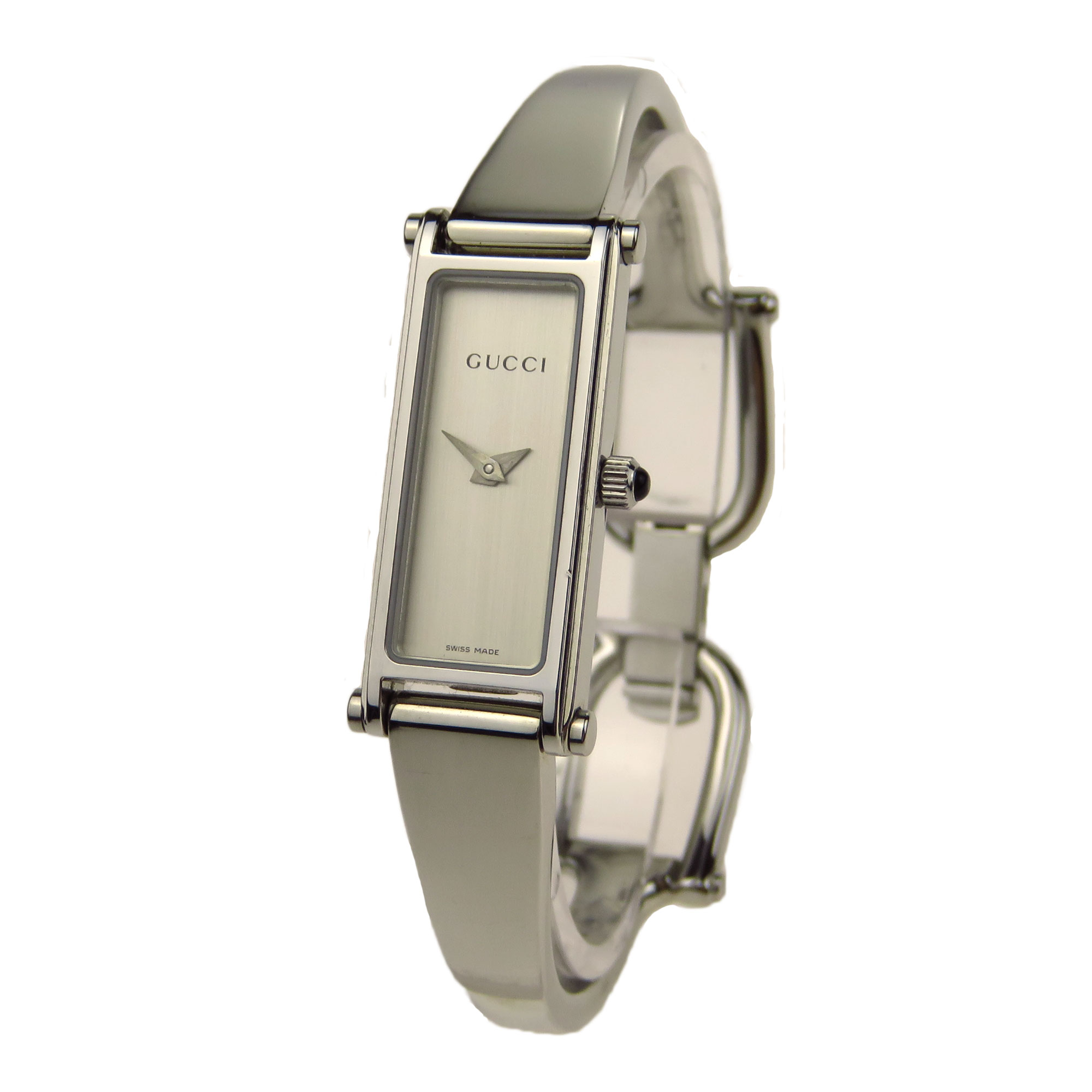 74b0016f7b027 Gucci Ladies 1500 Series Quartz YA015527 - Parkers Jewellers