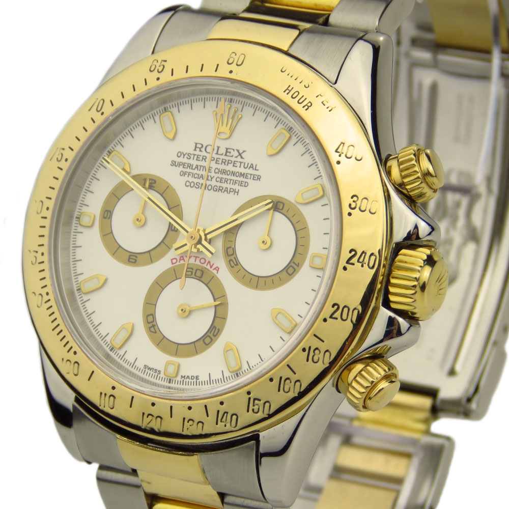 Rolex daytona cosmograph 116523 parkers jewellers for Tag heuer daytona