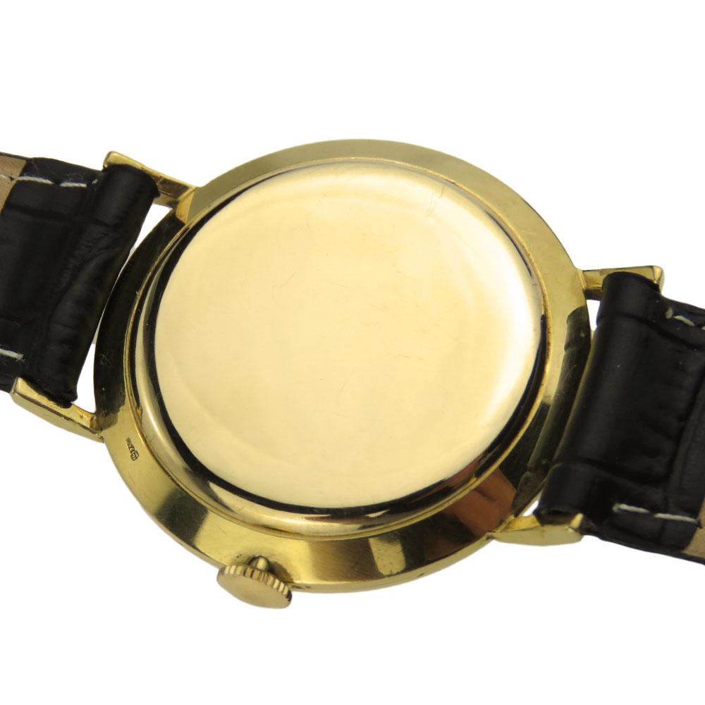 IWC Vintage 18k Gold Mechanical