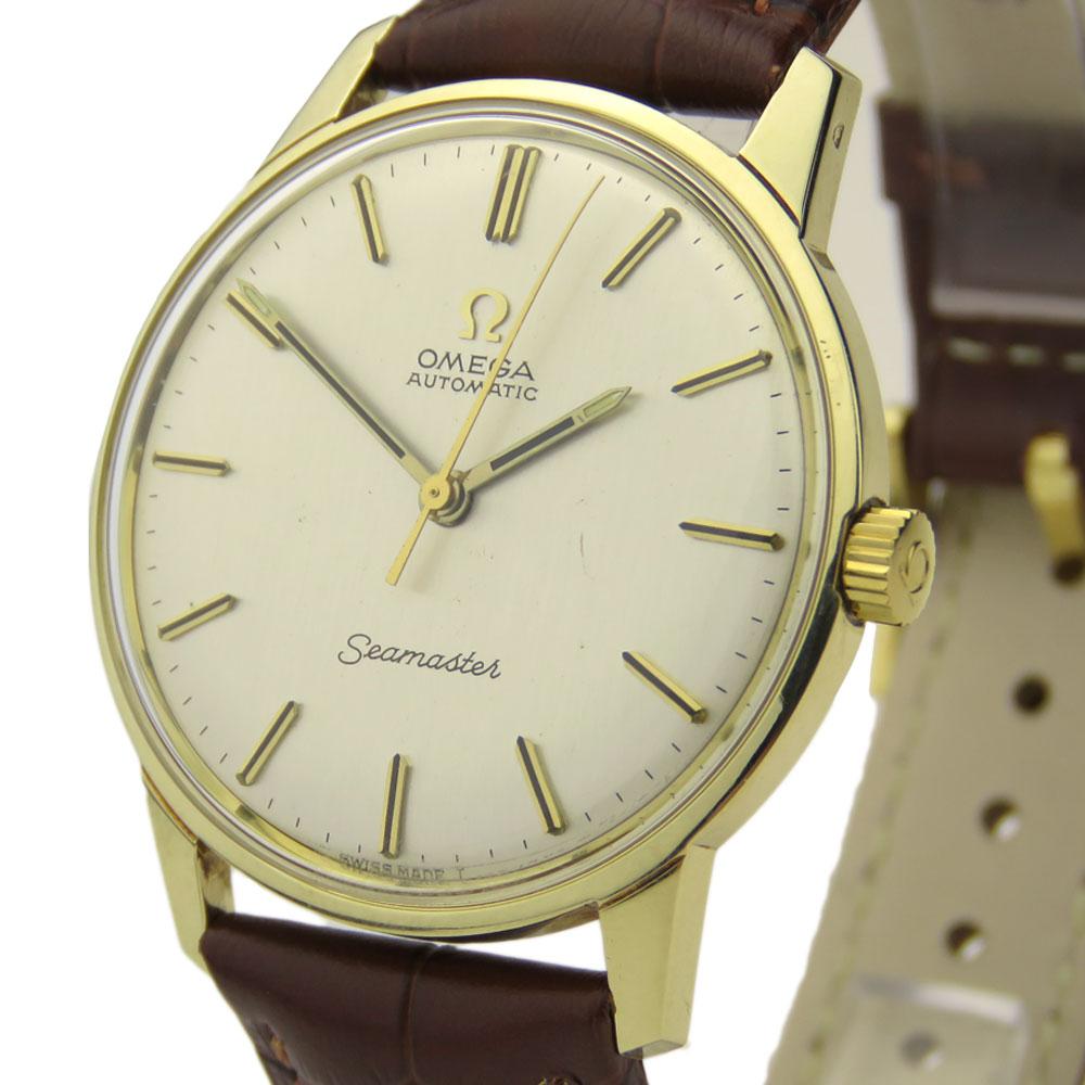 Omega Seamaster Gold eBay