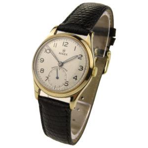 Rolex Shock Resisting Vintage Mid Size 12325