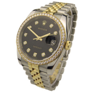 Rolex Datejust Oyster Perpetual Steel & Gold 116243