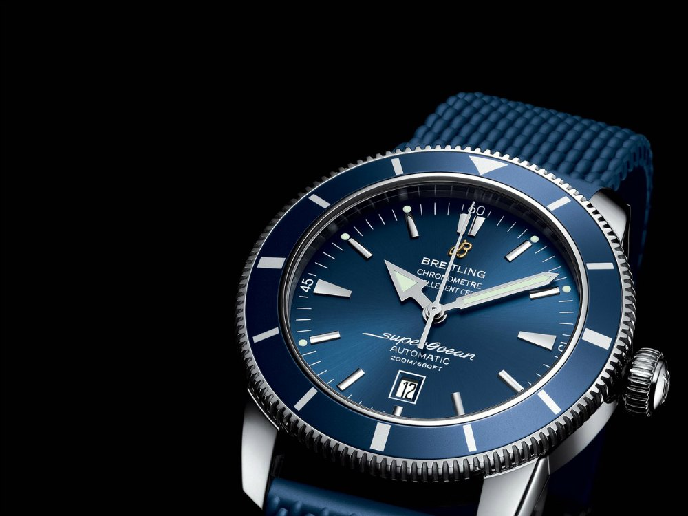 Breitling Mark The 60th Anniversary Of The SuperOcean Heritage