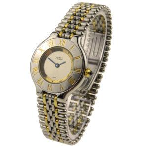 Cartier Must 21 Ladies Quartz W10075F4