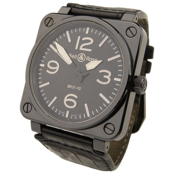 Bell & Ross BR01-92 Ceramic Automatic