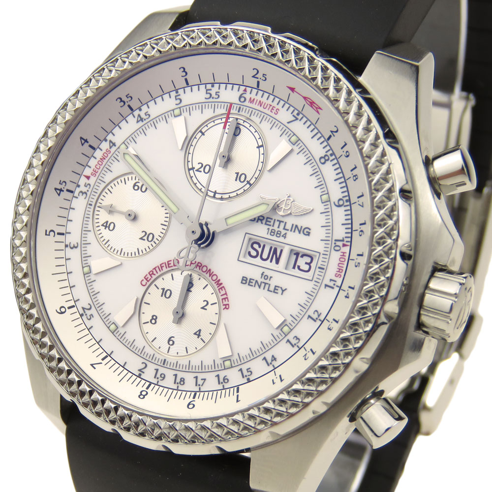 Breitling Bentley Gt Wristwatches: Breitling Bentley GT A13363