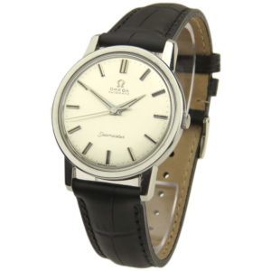 omega-seamster-vintage-stainless-steel-automatic