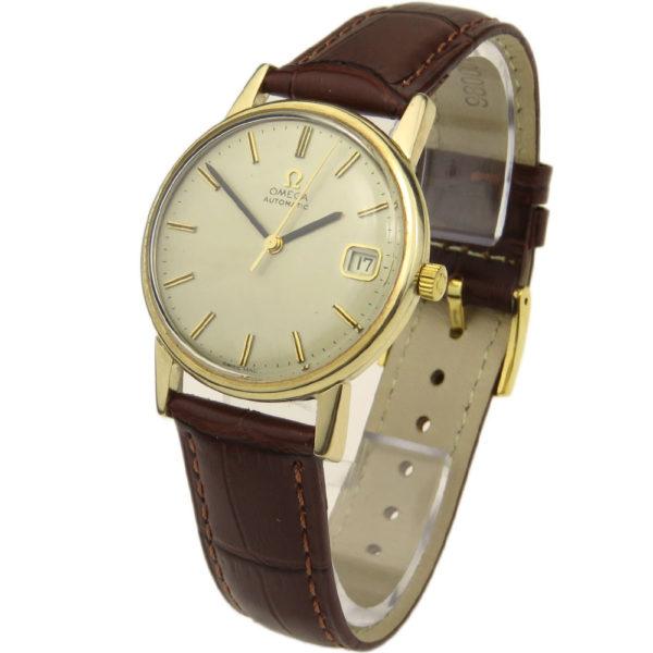 Omega 9ct Vintage Automatic
