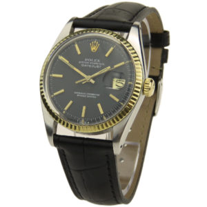 Rolex Datejust Oyster Perpetual Steel & Gold 1601