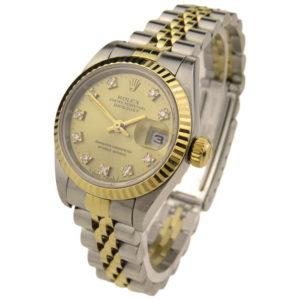 Rolex Lady Datejust Steel & Gold 79173