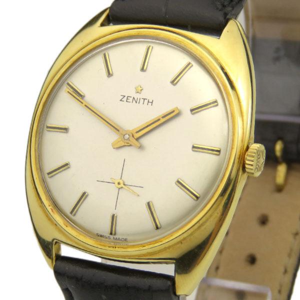 Zenith Vintage 18k Mechanical
