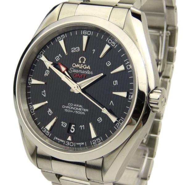Omega Seamaster Aqua Terra GMT 231.10.43.22.01.001