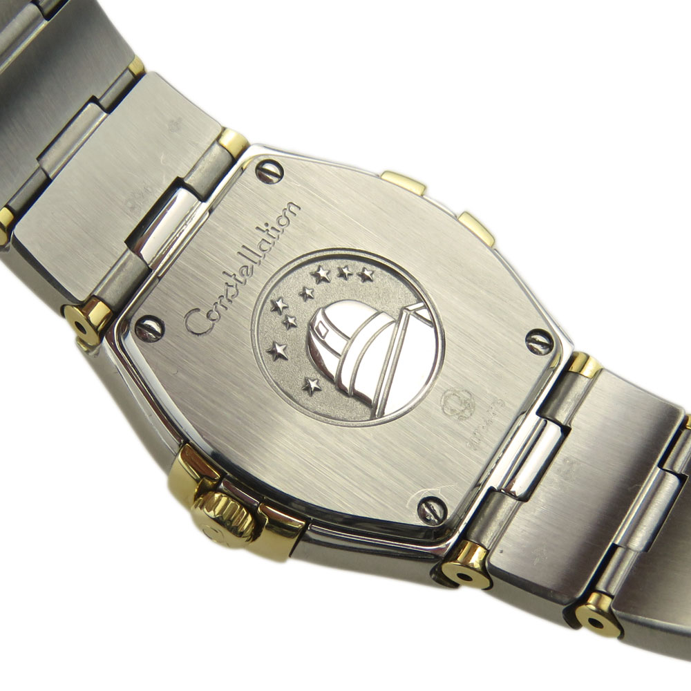 Omega Constellation Steel & Gold 123.20.24.60.55.002