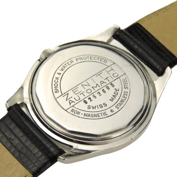 Zenith Vintage Steel Automatic