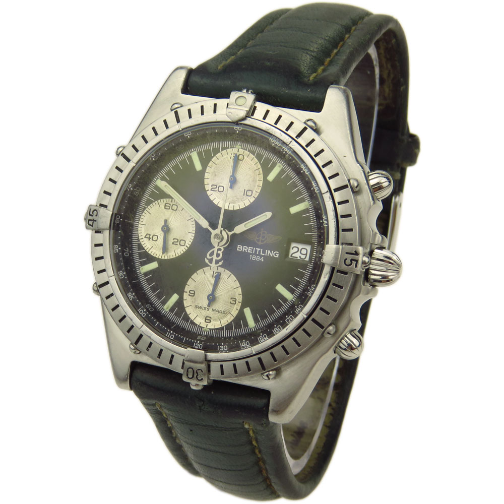 Breitling chronomat automatic a13047 parkers jewellers for Breitling automatic