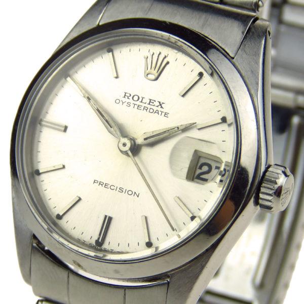 Rolex Oysterdate Precision Mid Size 6646