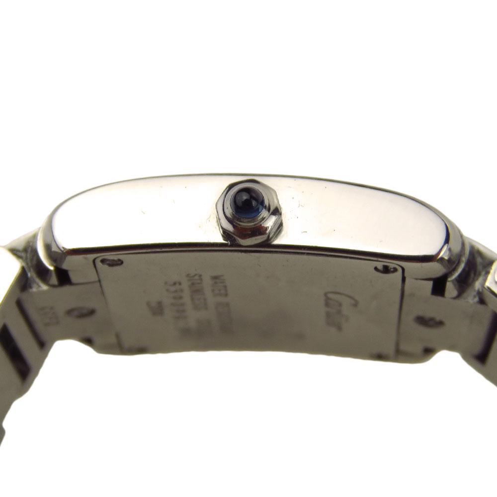 Cartier Lady Tank Francaise W51031Q3