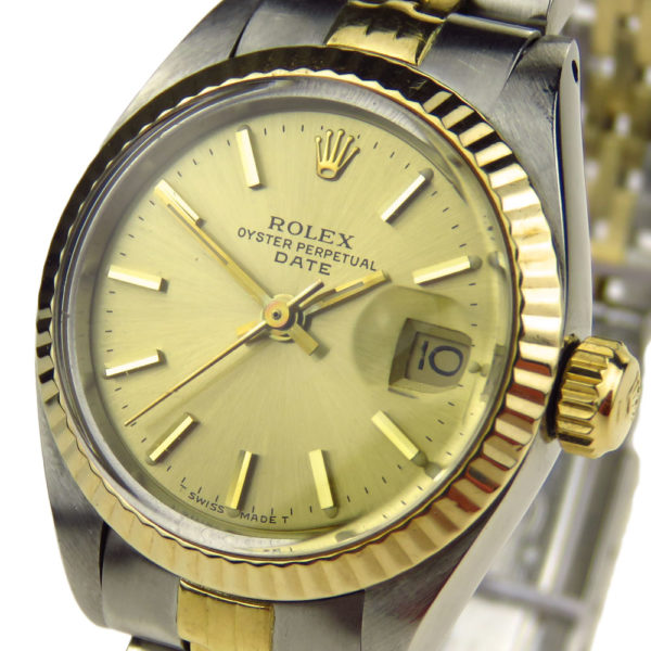Rolex Lady Date Oyster Perpetual 6917