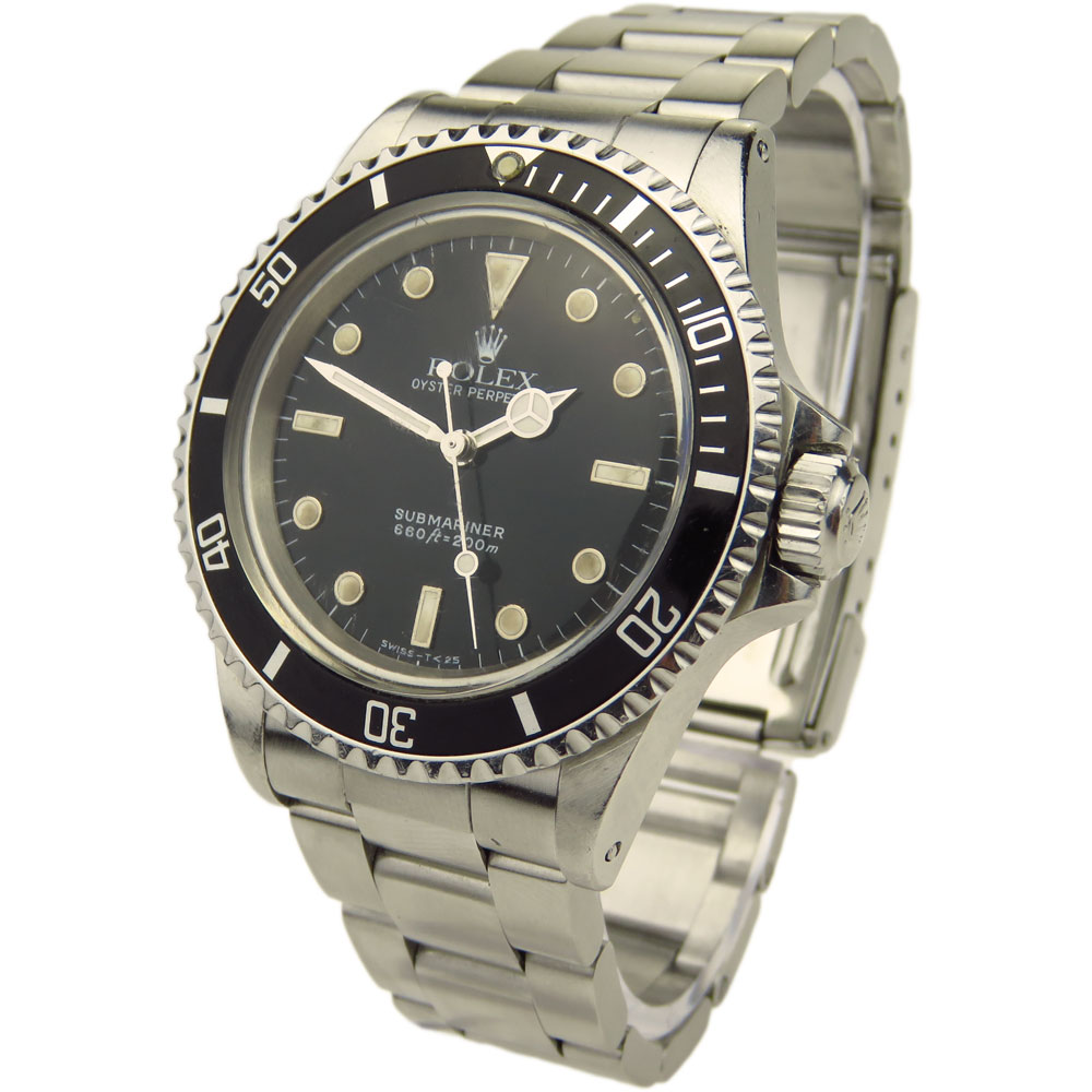 Rolex Submariner Non-Date Oyster Perpetual 5513