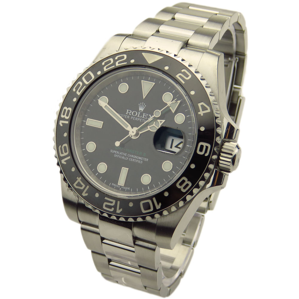 Rolex gmt master ii 116710 ln parkers jewellers for Rolex gmt master
