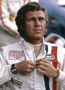 Steve McQueen Tag Heuer Monaco