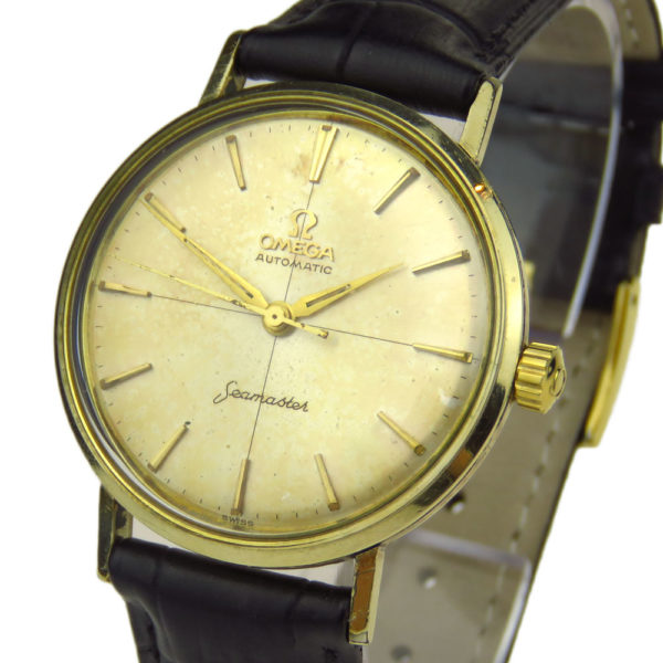 Omega Seamaster Vintage Gold Filled Automatic