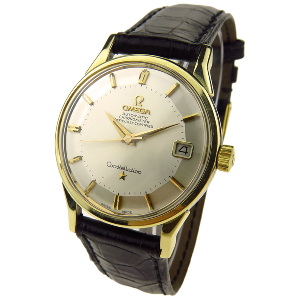 Omega Constellation Pie-Pan Vintage Automatic 168.0005