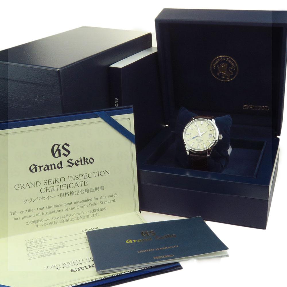 Seiko Grand Seiko Automatic GMT SBGM021