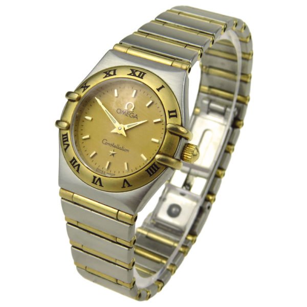 Omega Lady Constellation Mini 1262.10.00