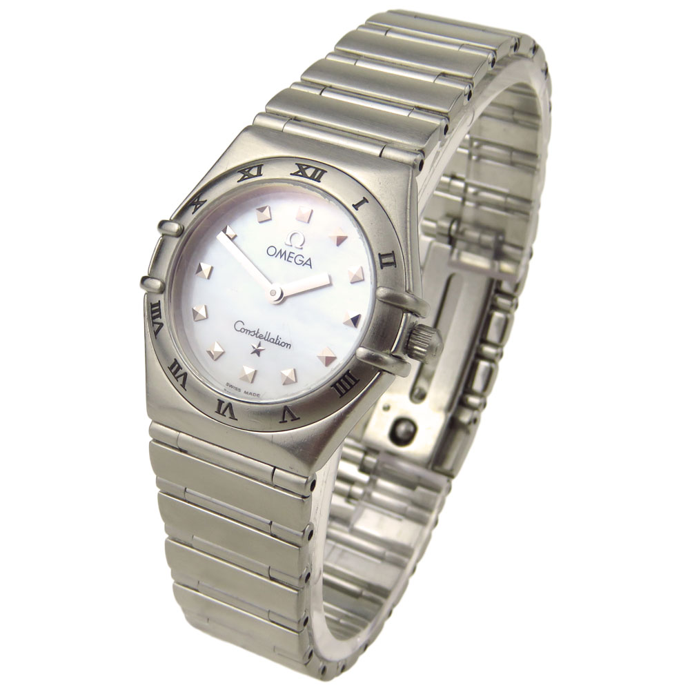 5f55be02c5be7c Omega Constellation My Choice Small 1571.71.00 - Parkers Jewellers