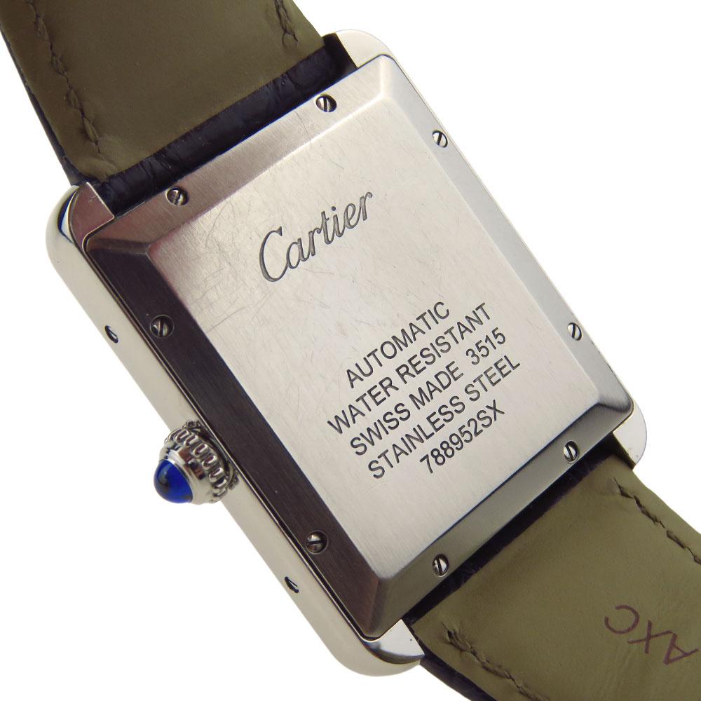 Cartier Tank Solo XL Automatic W5200027