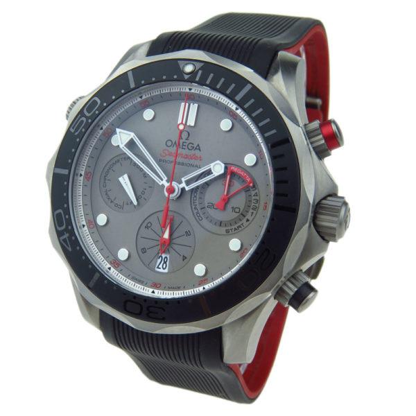 Omega Seamaster Diver 300m ETNZ 212.92.44.50.99.01