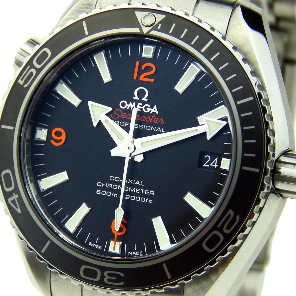 Omega Seamaster Planet Ocean 232.30.42.21.01.003