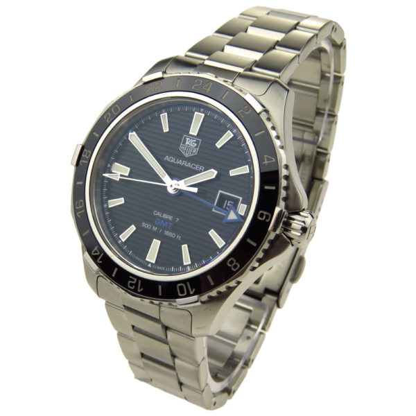 Tag Heuer Aquaracer GMT Calibre 7 WAK211A