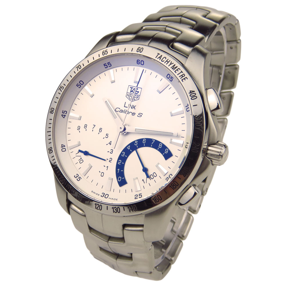 Tag heuer link calibre s cjf7111 parkers jewellers for Tag heuer d link