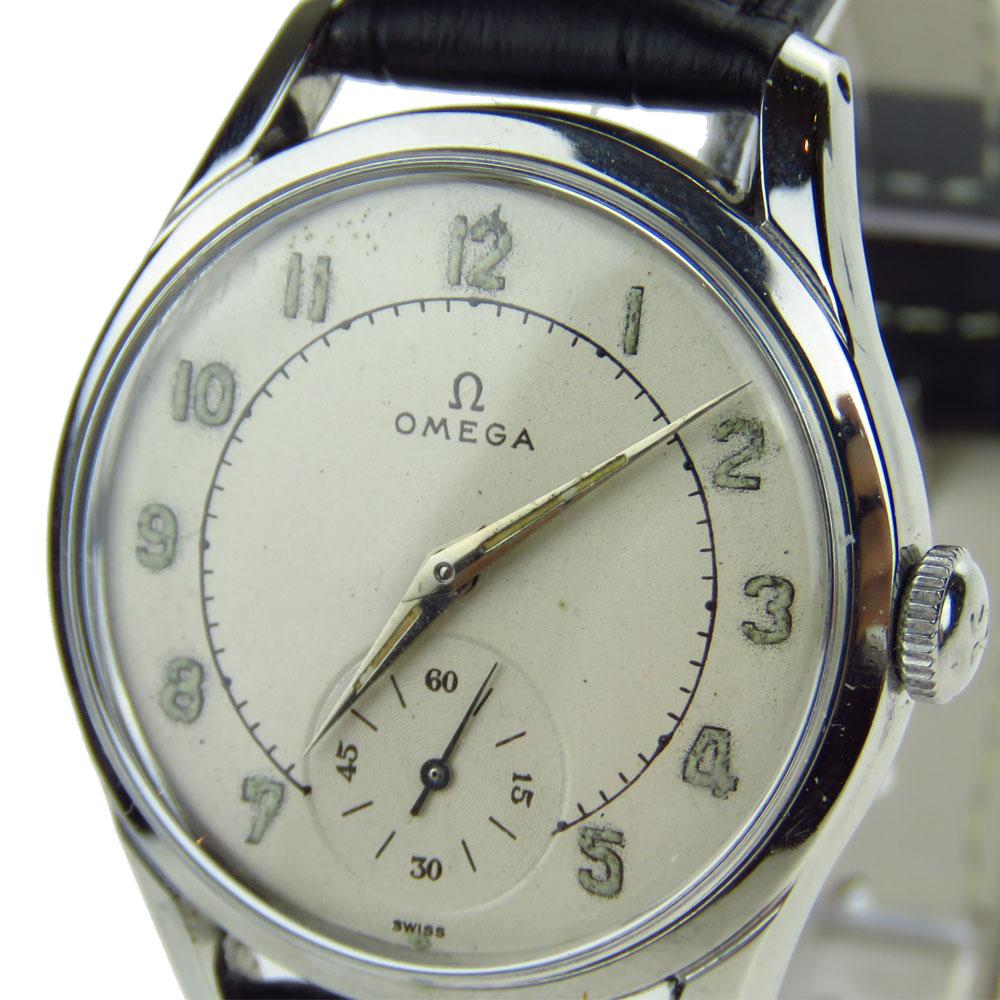 Omega Vintage Oversize Mechanical Calibre 265