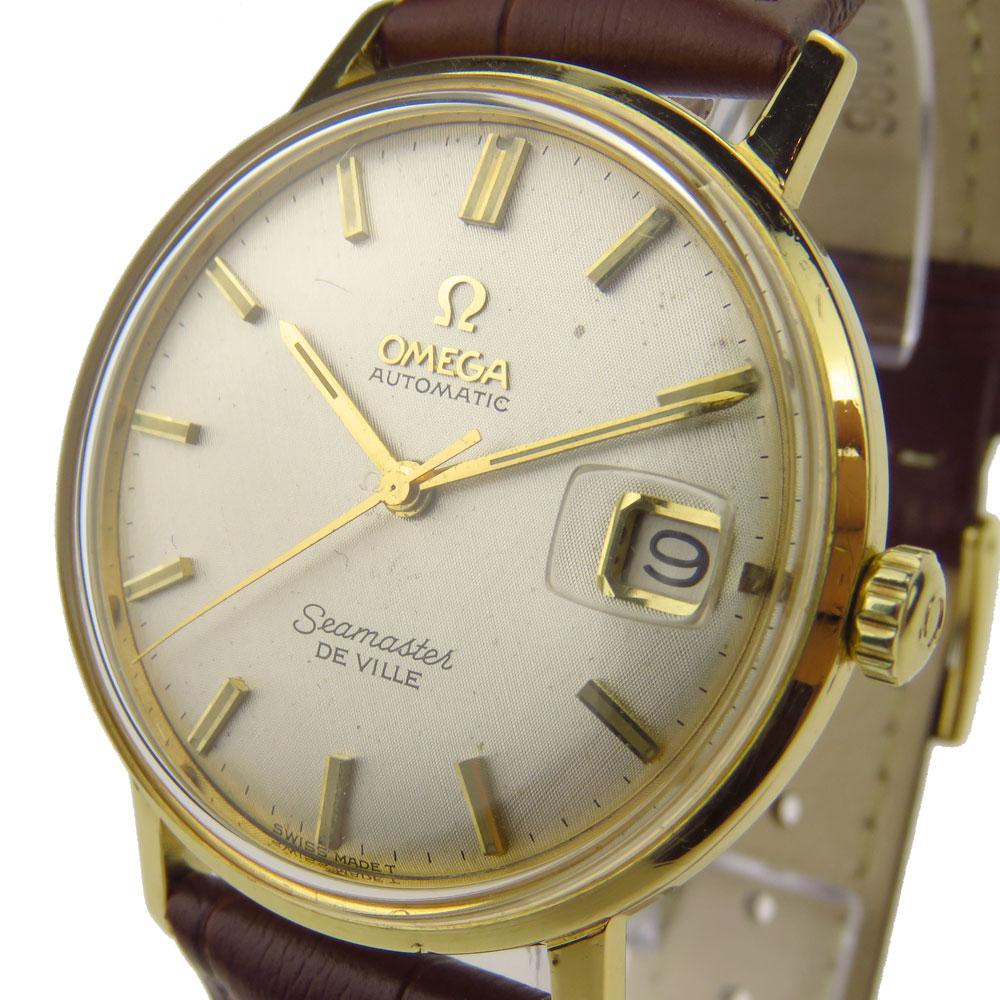 Omega Seamaster De Ville Vintage Automatic Parkers Jewellers
