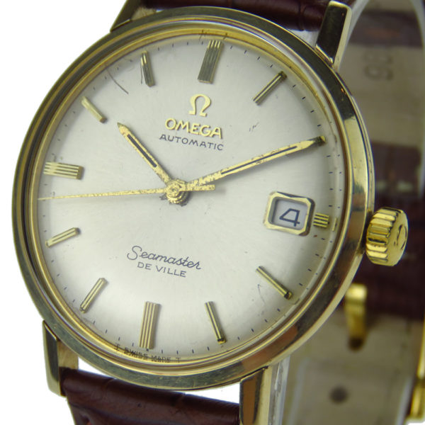 Omega Seamaster De Ville Vintage Automatic