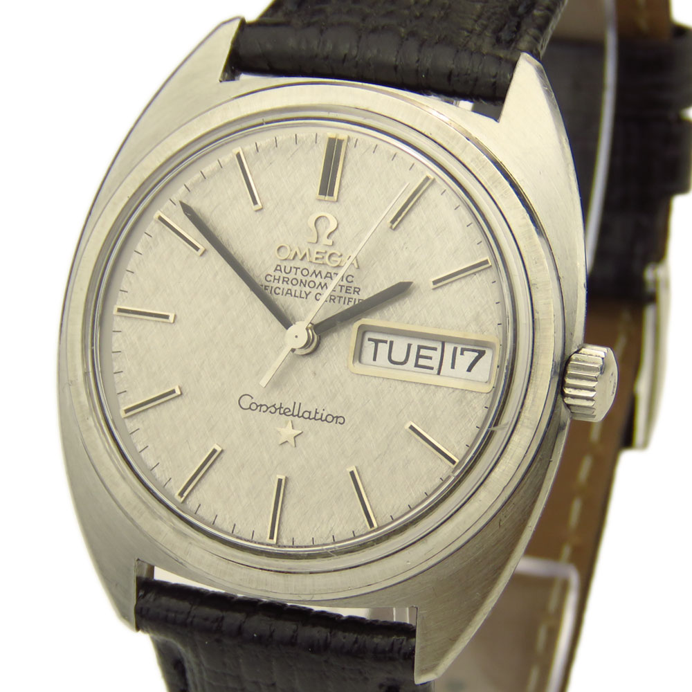 Omega Constellation Day Date Vintage Automatic Parkers