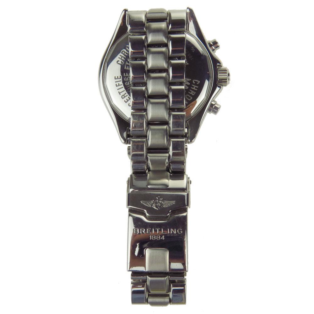 Breitling Transocean Chrono Quartz A53340