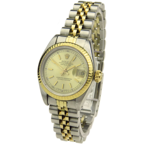 Rolex Lady Datejust Steel & Gold 69173