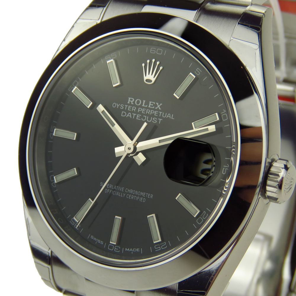 Rolex Datejust 41 Oyster Perpetual 126300
