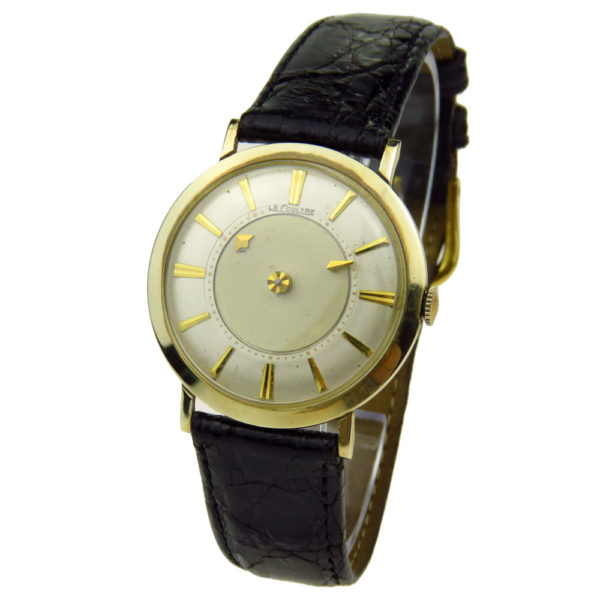 Jaeger-LeCoultre Vintage Mechanical Mystery Dial 625-688