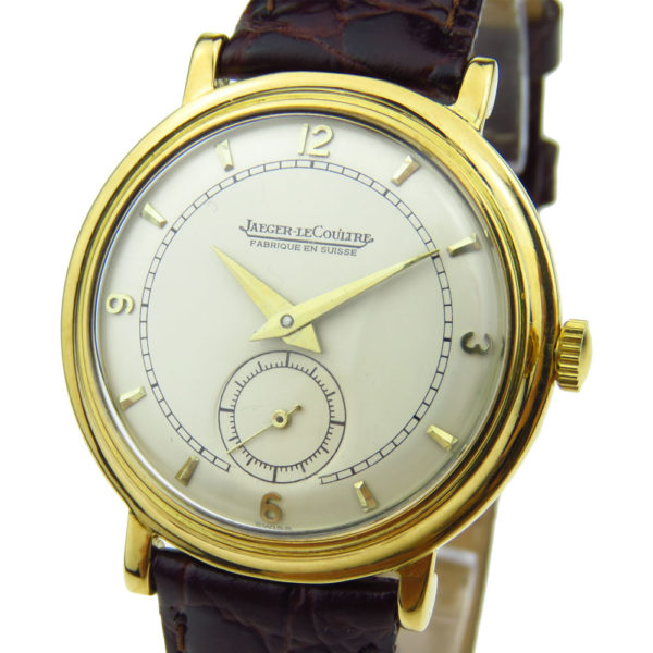 Jaeger-LeCoultre Vintage 18k Mechanical