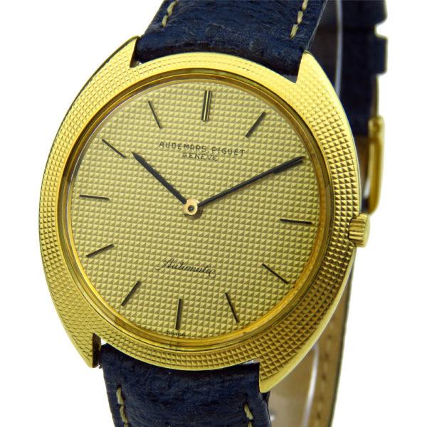 IWC Vintage Slimline 18k Gold Automatic